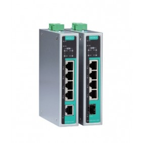Moxa EDS-G205A-4PoE Series