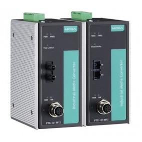 Moxa PTC-101-M12 Series