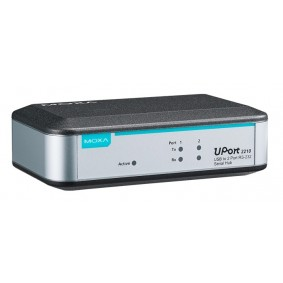 Moxa UPort 2210/2410 Series