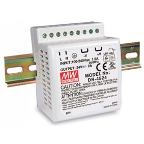 Moxa DIN-Rail Power Supplies