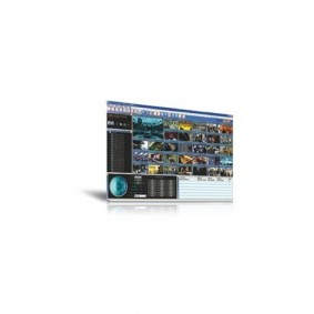 Moxa SoftNVR-IA Surveillance Software