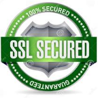 Secured with SSL